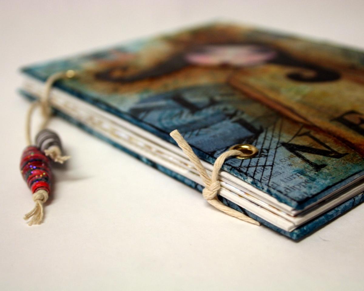 Lett å lage - liten notisbok